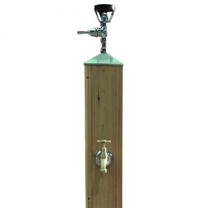 Timber Drinking Fountain