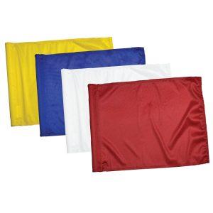 David Golf Plain Tube Flag