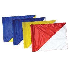 David Golf Diagonal Tube Flag