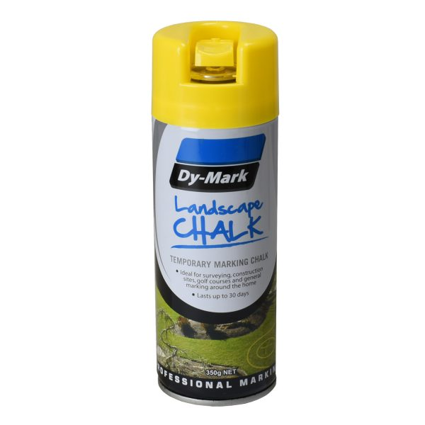 Dy-Mark Landscape Chalk - Yellow
