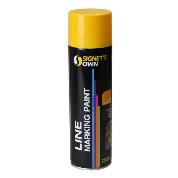Signet Line Marking Paint - Yellow