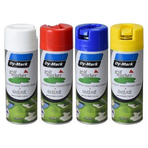 Dy-Mark Golf Marker Spray Paint