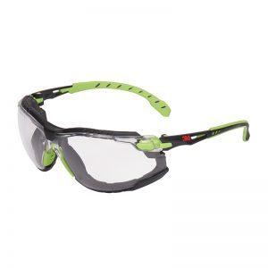 3M solus 1000 safety glasses - clear