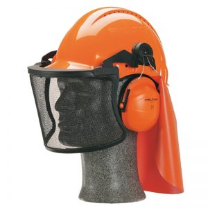 peltor lumberjack helmet