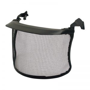 peltor lumberjack replacement mesh visor