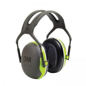 3M x-series premium headband earmuff