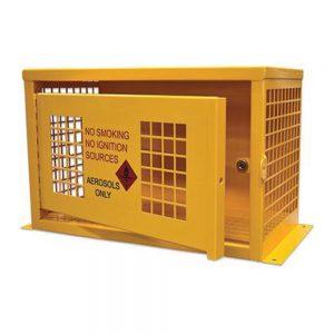 Aerosol Storage Cage - 32 Cans