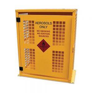 Aerosol Storage Cage - 64 Cans